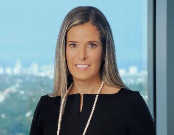 Sofía Belmar, presidenta de la AMIS