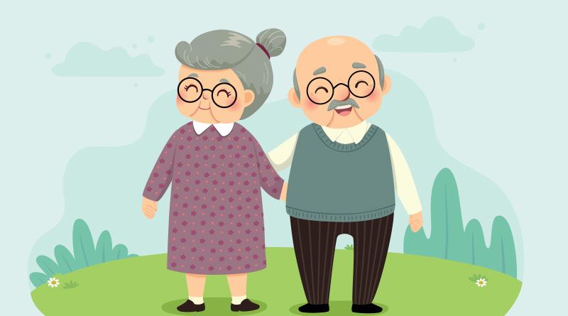 Personas adultas mayores lo valen