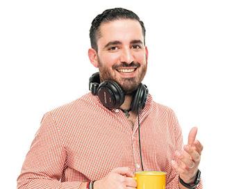 """Paco Montoya del podcast """"Finanzas y Café"""""""